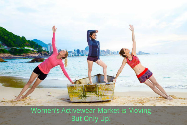 Womens Activewear Market is Moving