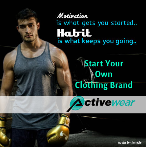 Start Your Private Label Activewear Brand
