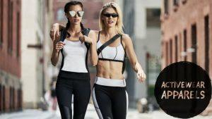 Activewear Manufacturer : Custom Fitness Apparel Manufacturers