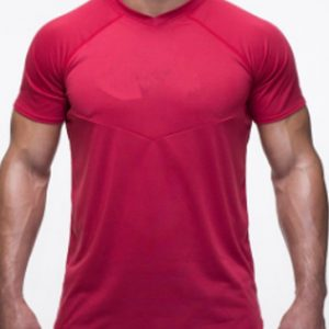 Magenta red men's t-shirts