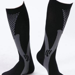 Wholesale Black and Grey Socks