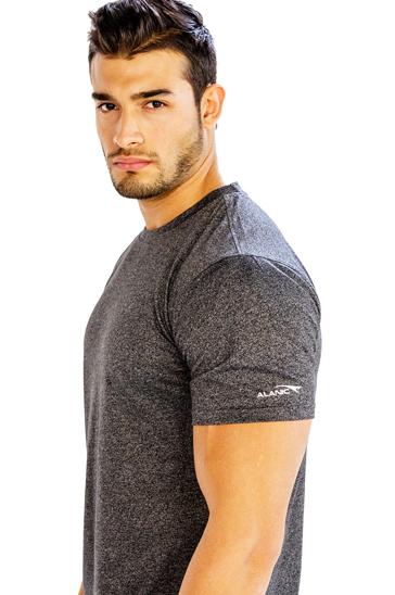 Grey men's t-shirt