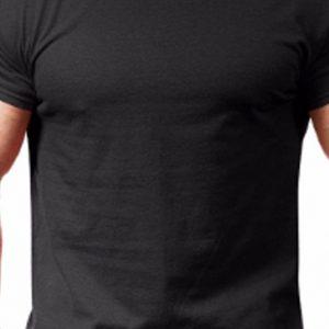 Black men's t-shirts