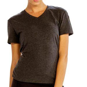 Dark grey women's t-shirts