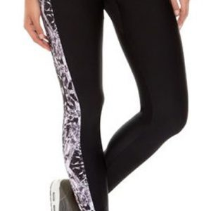 Wholesale Black and Grey Abstract Printed Bulk Leggings Suppliers in USA