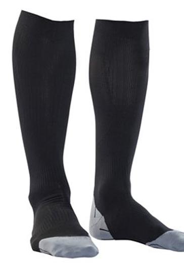Black and White Fitness Socks Wholesale