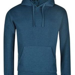 Midnight Blue Appealing Fitness Hoodie Wholesale
