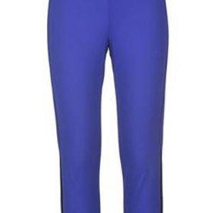 Wholesale Solid Dark Blue Capri for Women
