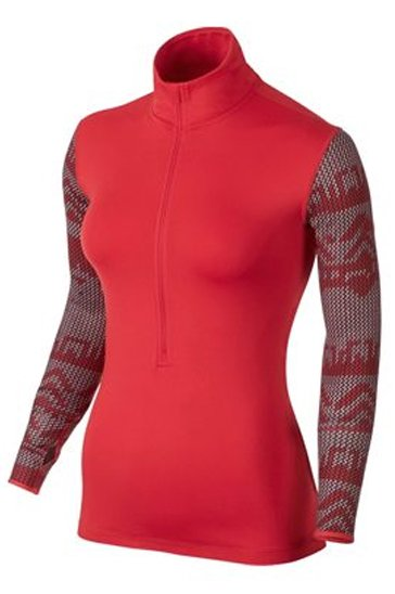 Structured Red Women's Compression Jacket Wholesale