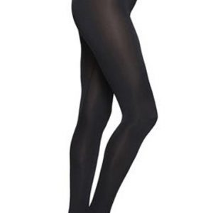 Black women's workout stockings