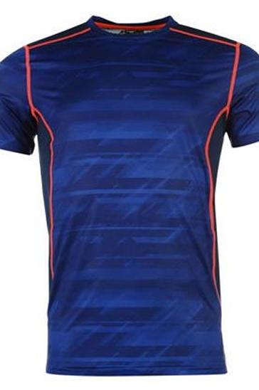 Dark royal blue men's t-shirts