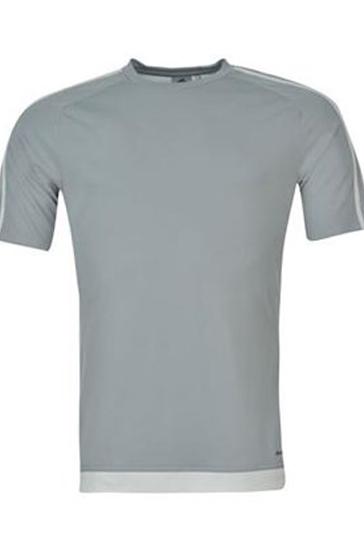 Light steel men's t-shirts