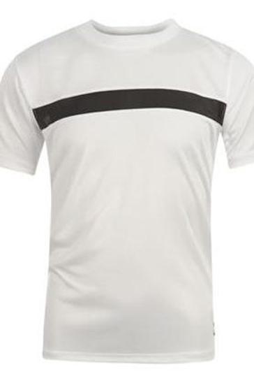 White and black men's t-shirts