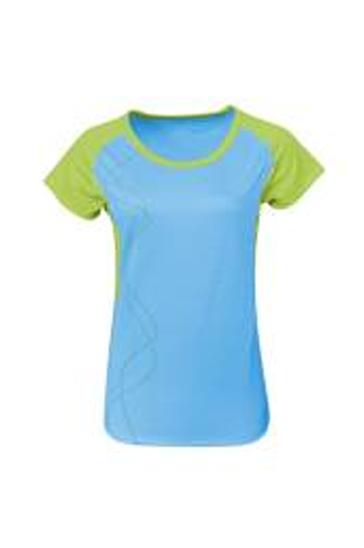 Aqua blue and green men's t-shirts