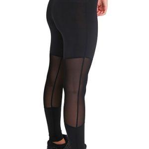 Wholesale Black Mesh Bulk Leggings Supplier in USA