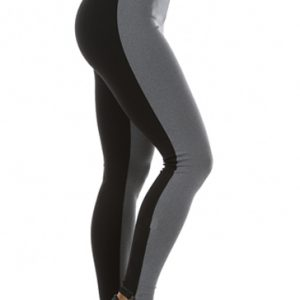 Wholesale Black and Grey Blank Gym Tights Supplier in USA