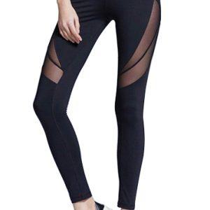 Trendy Black Gym Leggings Wholesale
