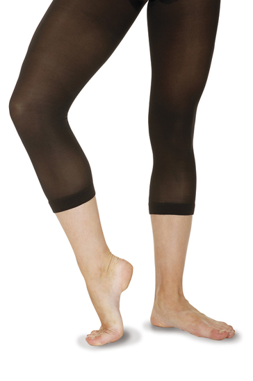 Black Three Fourth Tights Manufacturer
