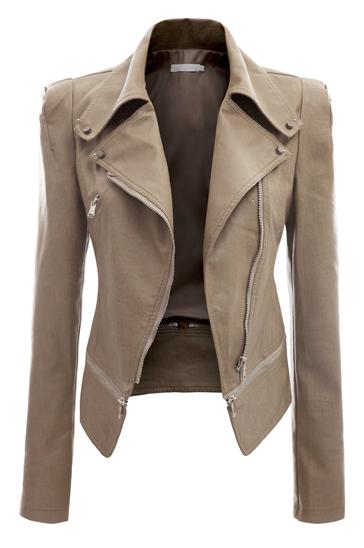 Smart Biscuit Colored Women's Activewear Jacket